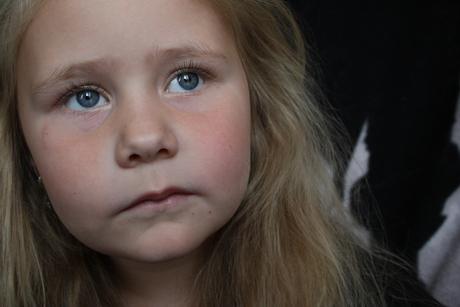 portret van Rebecca