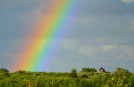 regenboog klompenwaard juni 2018