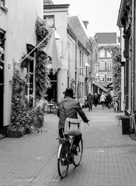 fietspad binnen door ???