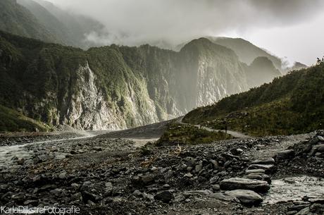 Rondreis Nieuw Zeeland - Fox Glacier