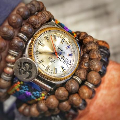 Watch a watch.