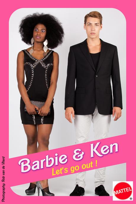 Barbie en Ken - Let's go out !