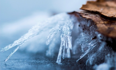 Cold spikes