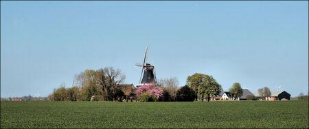 De Molen de Hoop in Garsthuizen - Molen de Hoop in Garsthuizen - foto door Teunis Haveman op 20-04-2020 - deze foto bevat: molen
