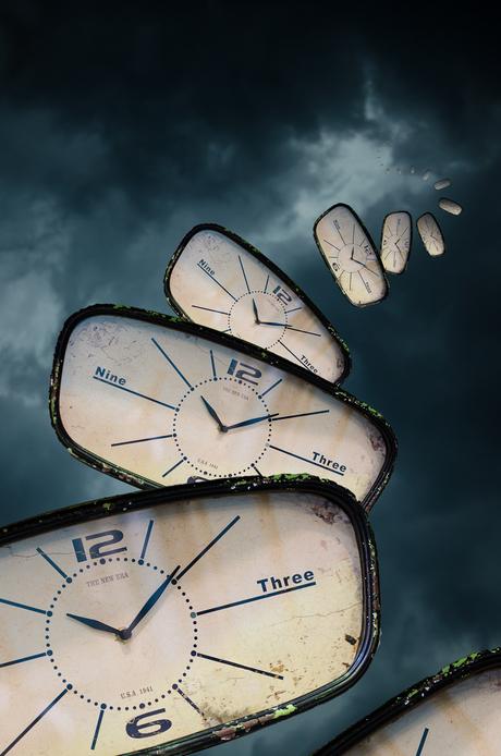 Waar blijft de tijd...