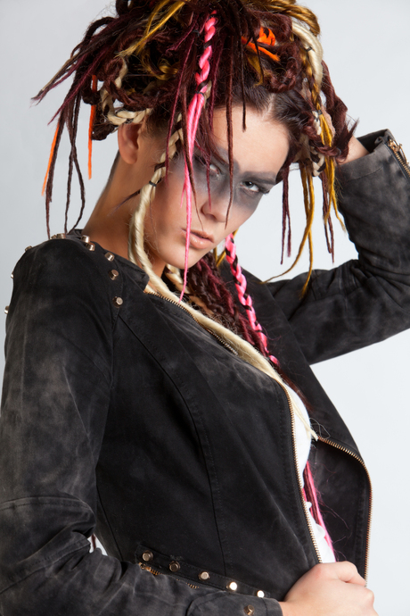 Extreme Visagie en Stoere fashion
