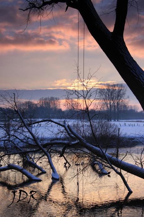 Winteravond Leie Anno 2013