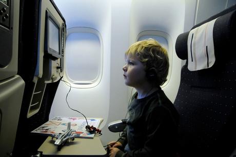 Smooth flight....
