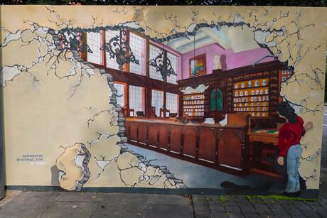 Apotheek Grafitti