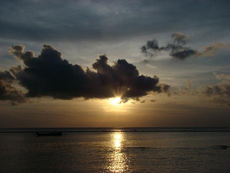 Zonsondergang Kuta (Bali)