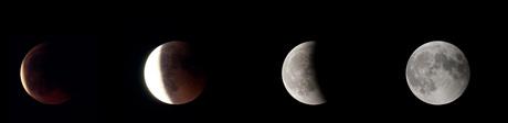 Maan in 4 keer