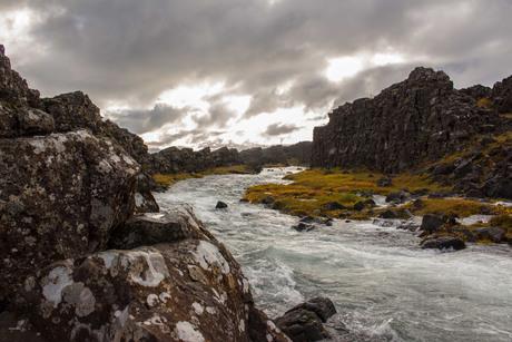 Thingvellir, IJsland....