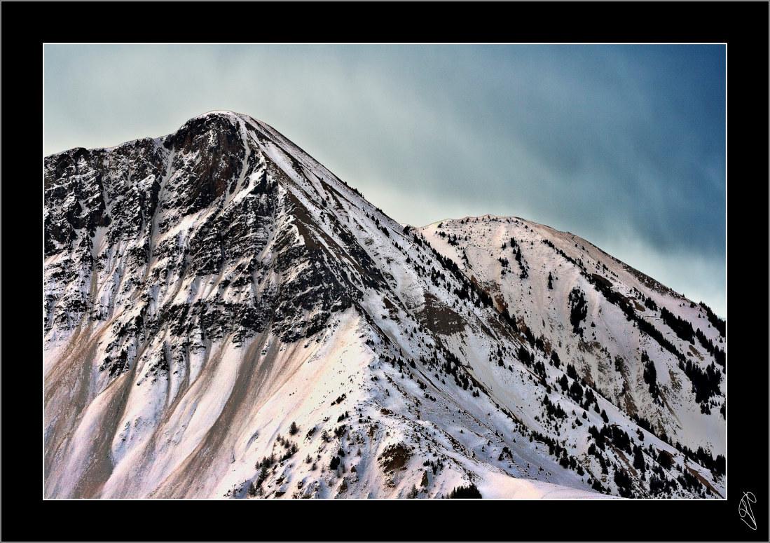 Tops - - - foto door aernoutjacobs op 19-01-2009 - deze foto bevat: sneeuw, bergen, wintersport, alpen