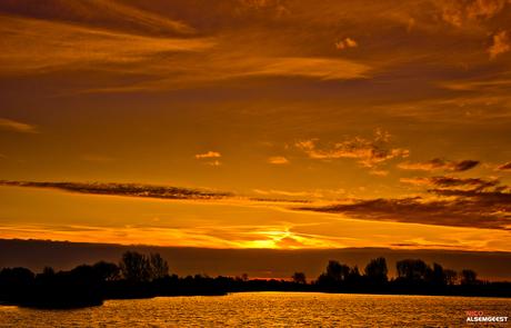 Sunrise Zuid Holland