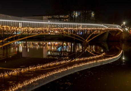 Zwolle-Fietsbrug