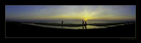 Sunset Zandvoort 2008