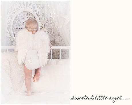 Sweetest little angel