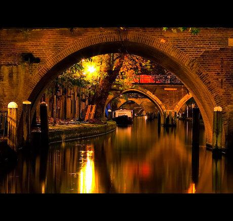 Binnenstad van Utrecht