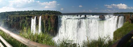 Puerto Iguazu - Waterval