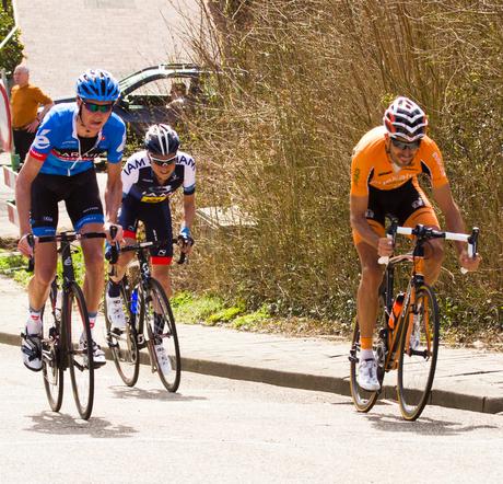 de kop van de amstel gold race 2013