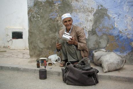 man in Rabat