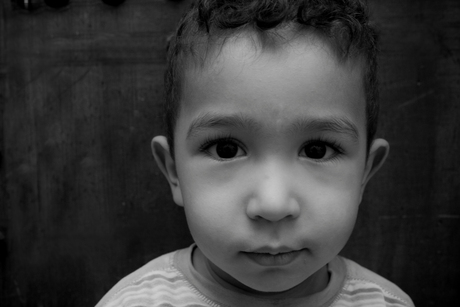Moroccan boy