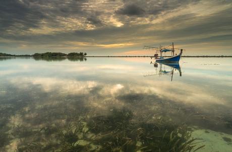 'Mirror Sunrise' Chaweng Beach