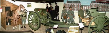 Artillerie van vlak voor WO II.