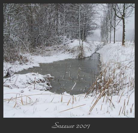 sneeuw 2007