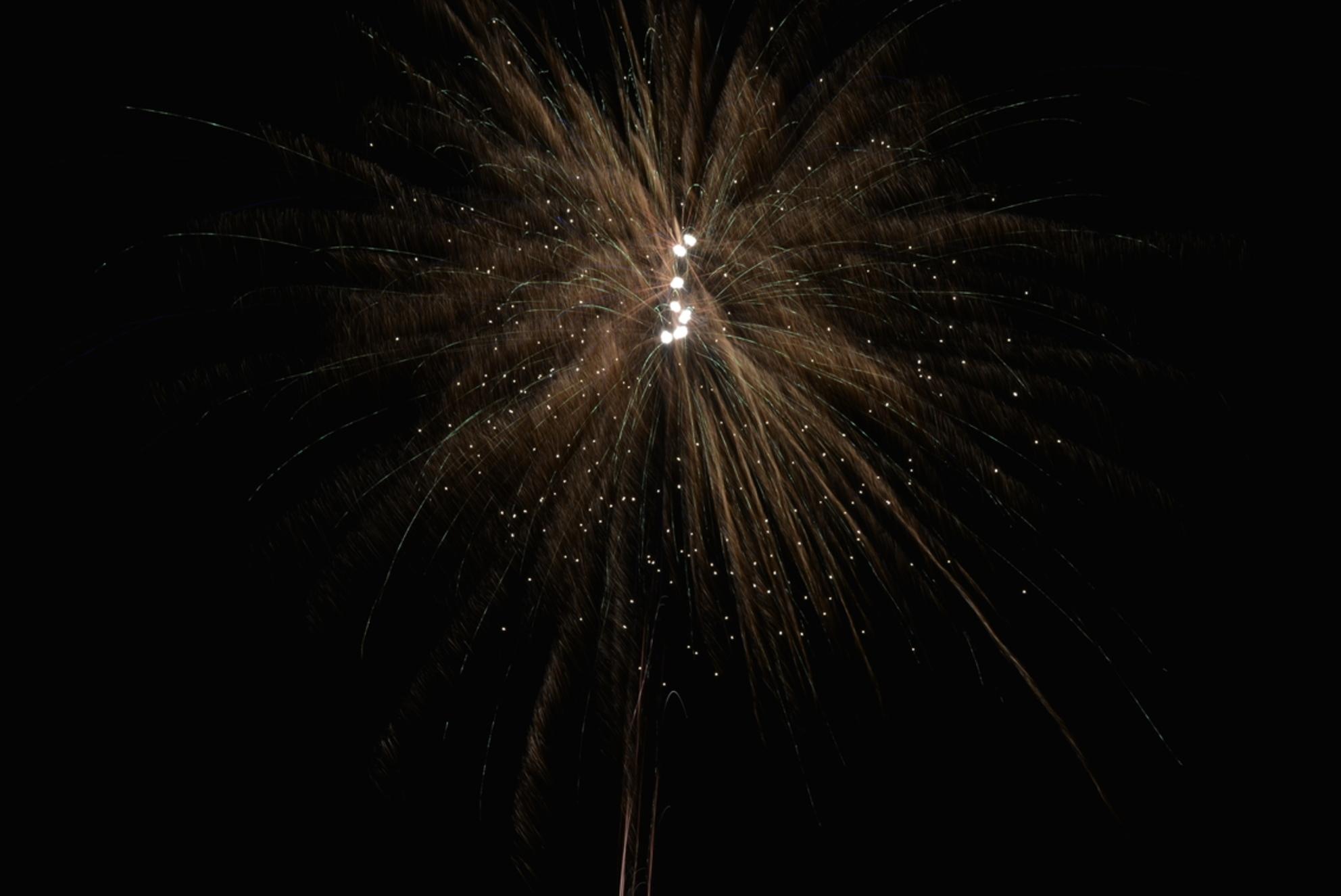 gelukkig nieuwjaar - - - foto door gerrieg1 op 02-01-2016 - deze foto bevat: nieuwjaar, vuurwerk, lange sluitertijd - Deze foto mag gebruikt worden in een Zoom.nl publicatie