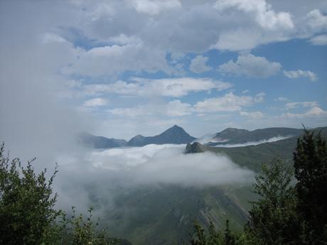 wolken, wolken en nog eens wolken