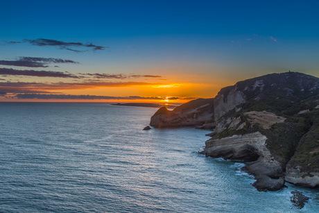 Sunrise Cape Farewell