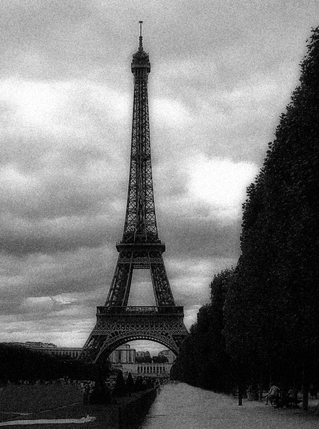 Back to the 50´s in Paris