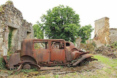 Oradour,Frankrijk