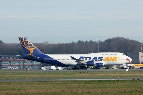 Boeing 747 De Atlas Air