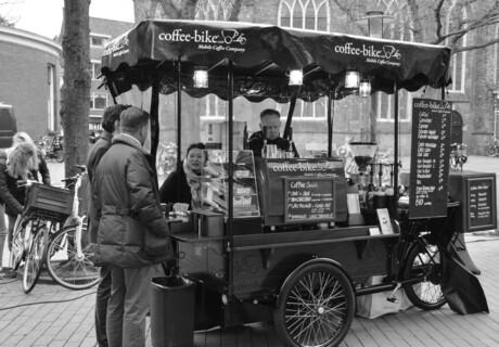 Groningen street coffee