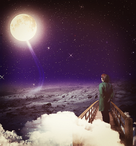 Talking To The Moon ...