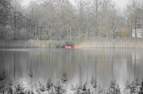 rood bootje