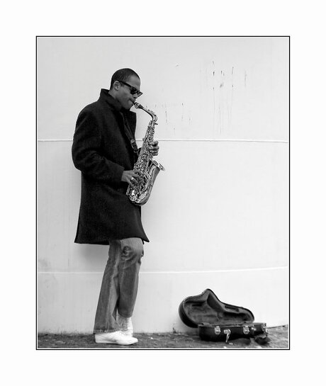 The Saxophoneplayer