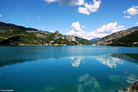 Lac de Castillon Frankrijk