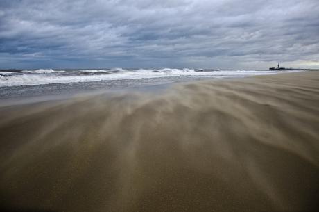 Décalage de sable