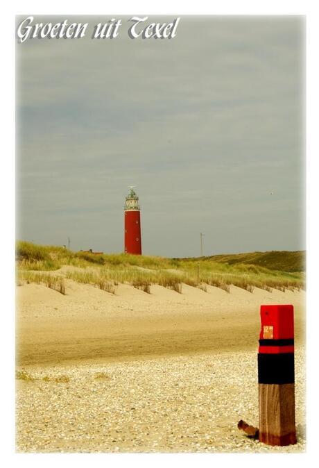 Groeten uit Texel