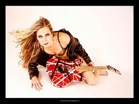 Rosalie + EVH Guitar