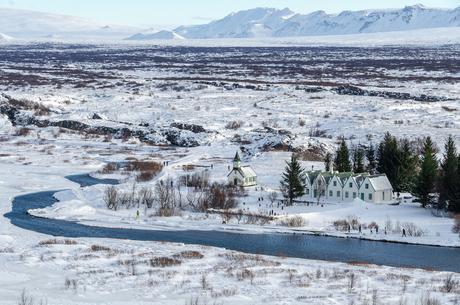 Ijslands dorp