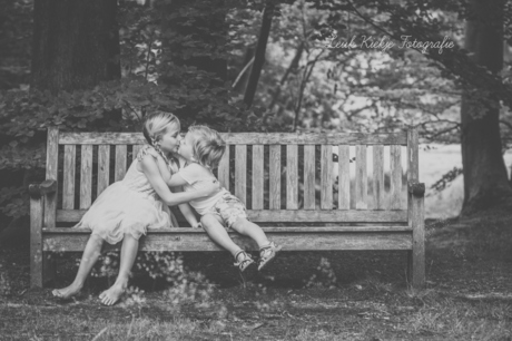 Kus voor mijn grote zus