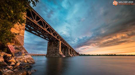 LaSalle Railroad Bridge