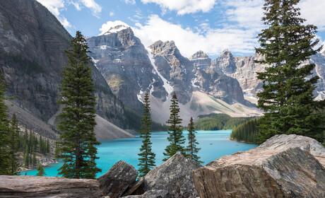 Lake Moraine, Banff / Canada