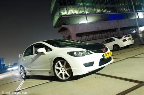 Honda FD2