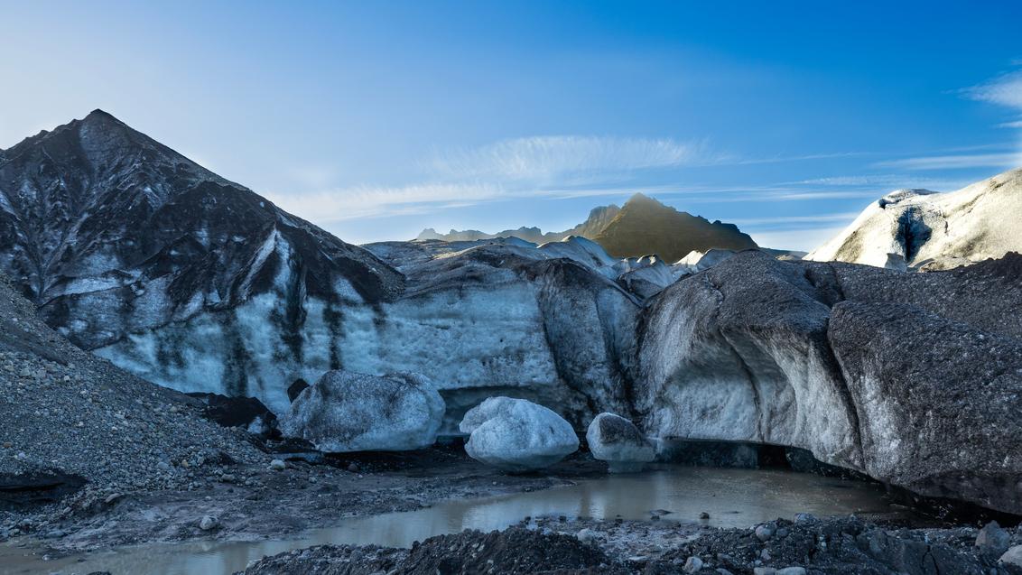 Fjallsárlón, IJsland - Fjallsárlón, IJsland - foto door B-M-Brouwer op 24-11-2020