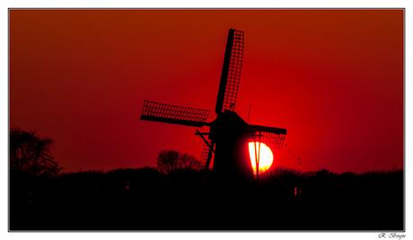 Oostvoorne Sunset